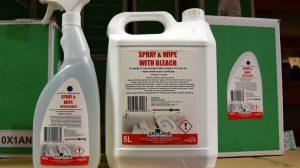 spray&wipe