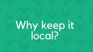 Keeping it local - how important is it?